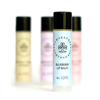 Blueberry Lip Balm