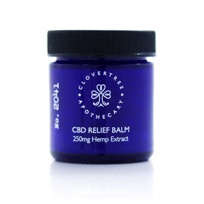 CBD Relief Balm, 250mg
