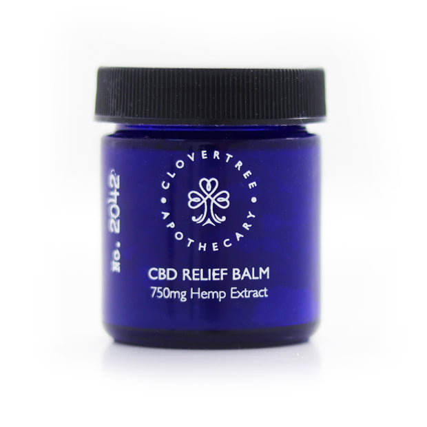 CBD Relief Balm, 750mg