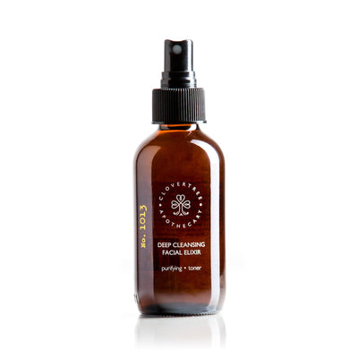 Deep Cleansing Facial Elixir