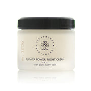 Flower Power Night Cream (with plant stem cells)