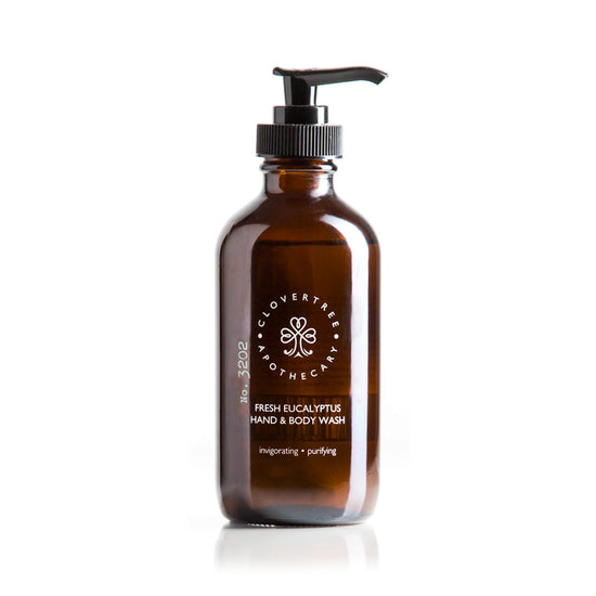 Fresh Eucalyptus Hand & Body Wash