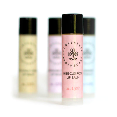 Hibiscus Rose Lip Balm