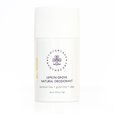 Lemon Grove Natural Deodorant