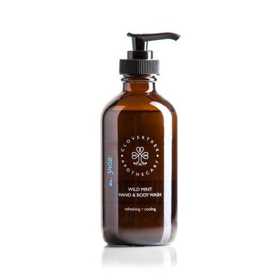 Wild Mint Hand & Body Wash