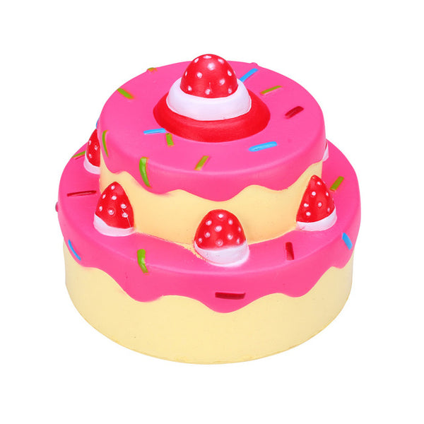 Vlampo Squishy Layer Birthday Cake