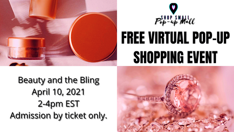 Beauty and the Bling Shopping Event