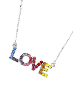Love's the Word - Available in 2 metal tones