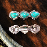Turquoise Barrette