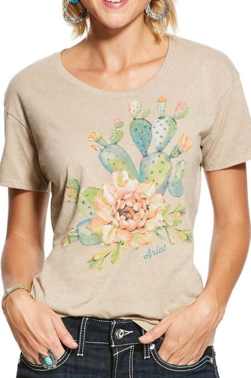 Ariat Blossom Tee