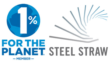 Steel Straw Joins 1% for the Planet