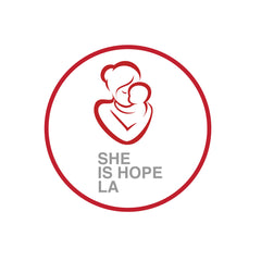 She Is Hope LA - Partner - Steel Straw