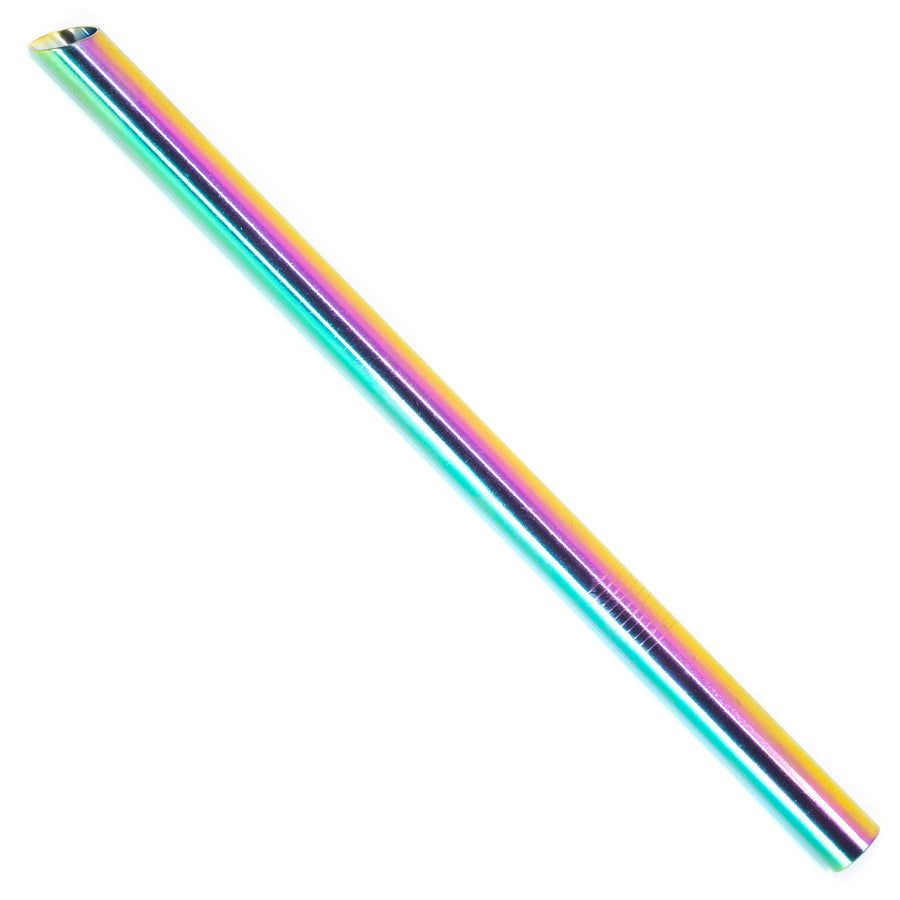 Boba Rainbow Metal Straw Gift Set