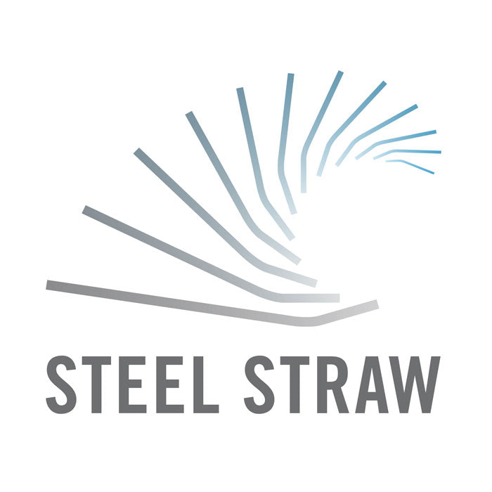 Bulk - Green Straight Metal Straws