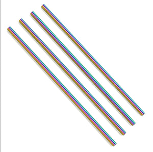 Bulk Straight Reusable Straws
