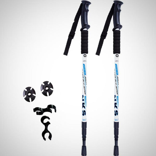 Anti Shock Hiking Trekking Walking Trail Poles