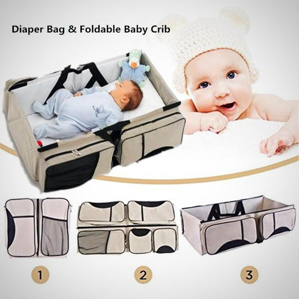 All in One Baby Travel Bag