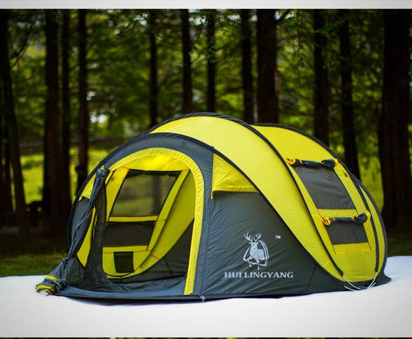 HLY 3-4 Person Popup Tent