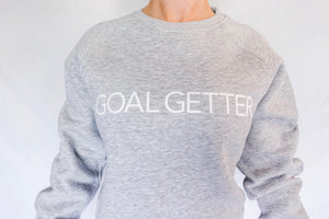 GOAL GETTER SWEATER