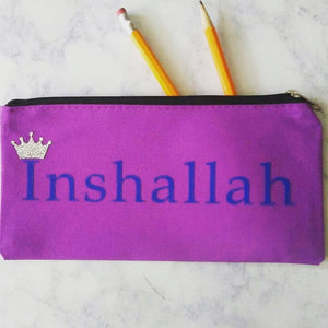Personalized Pencil Bag