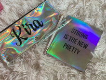 Personalized Holographic Pencil Bag