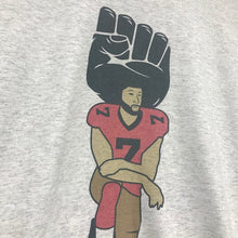 Colin Kaepernick T Shirt Men's T shirt Heather Grey