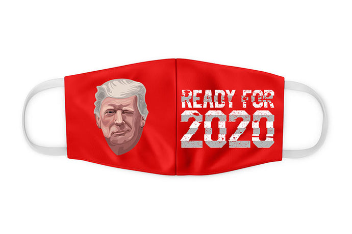Ready For 2020 Face Mask
