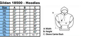 Coolest Man in the Hood Hoodie Adult Size S-3XL