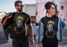 Black Panther Nortorious Big King Mashup Wakanda Men Women Kid Shirt T shirt