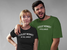 Coolest monkey in the jungle Shirt Coolest monkey in the jungle T Shirt
