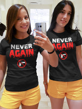 Never Again Shirt Gun Control T Shirt anti gun tshirt, end gun violence, teacher protest t-shirt, gun reform tshirt, political t shirt