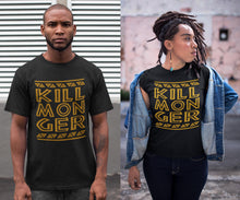 Killmonger Black Panther Wakanda Men Women Kid Shirt T shirt