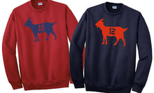 Tom Brady FAN shirt The GOAT Sweatshirt Greatest of All time Sweatshirt