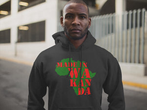 Made In Wakanda Hoodie wakanda Shirt black panther Shirt black panther Hoodie Men