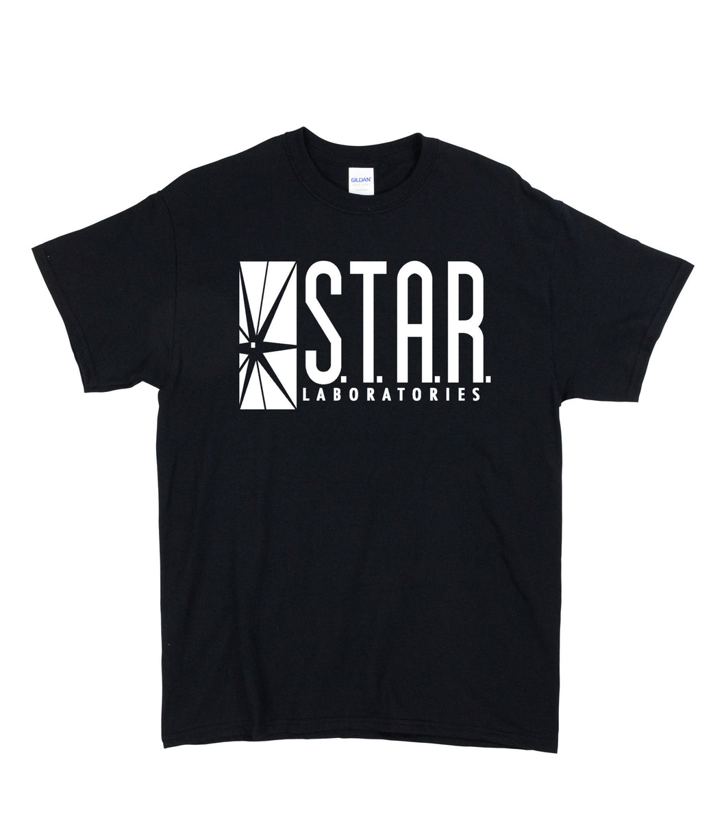 STAR Laboratories T-tshirt The Flash  S.T.A.R. Labs Fan Tee