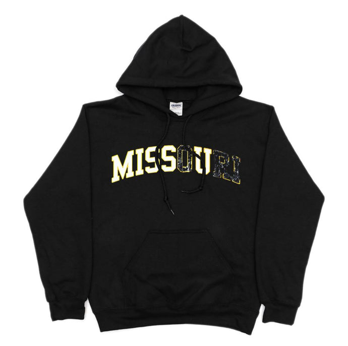 Drake Missouri Miss U Men's Black Hoodie