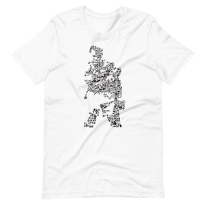 Muhammad Ali Boxer Men's Short-Sleeve Unisex T-Shirt