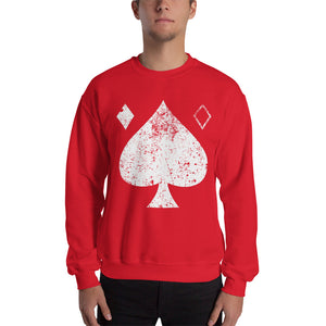 ace of spades destiny 2 quest Sweatshirt