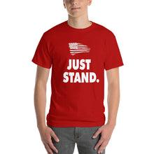 Just Stand anti Colin Kaepernick shirt