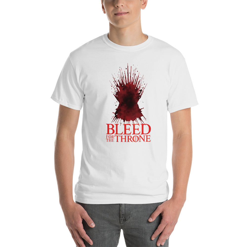 Bleed for the Throne T shirt Red Cross Game of Thrones T shirt