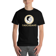 Washington Caucasians Redskins Funny Men's T shirt