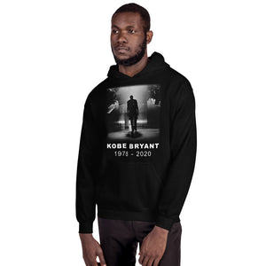 Kobe Bryant NBA Black Mamba Out Legend Basketball Hoodie