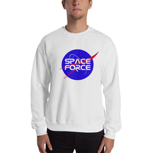 Space Force Trump Parody Funny Sweatshirt