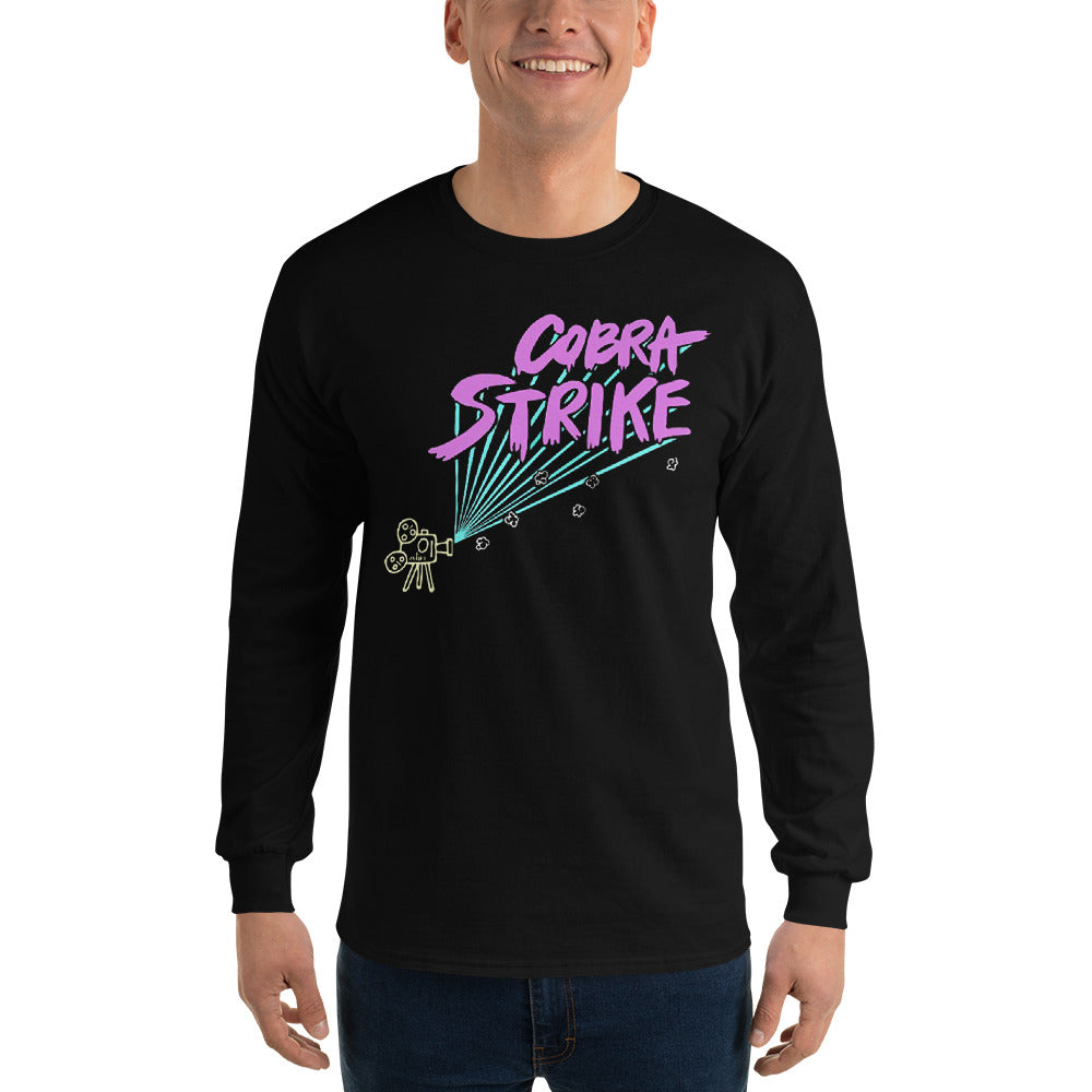 Cobra Strike Walking Dead Long Sleeve T-Shirt
