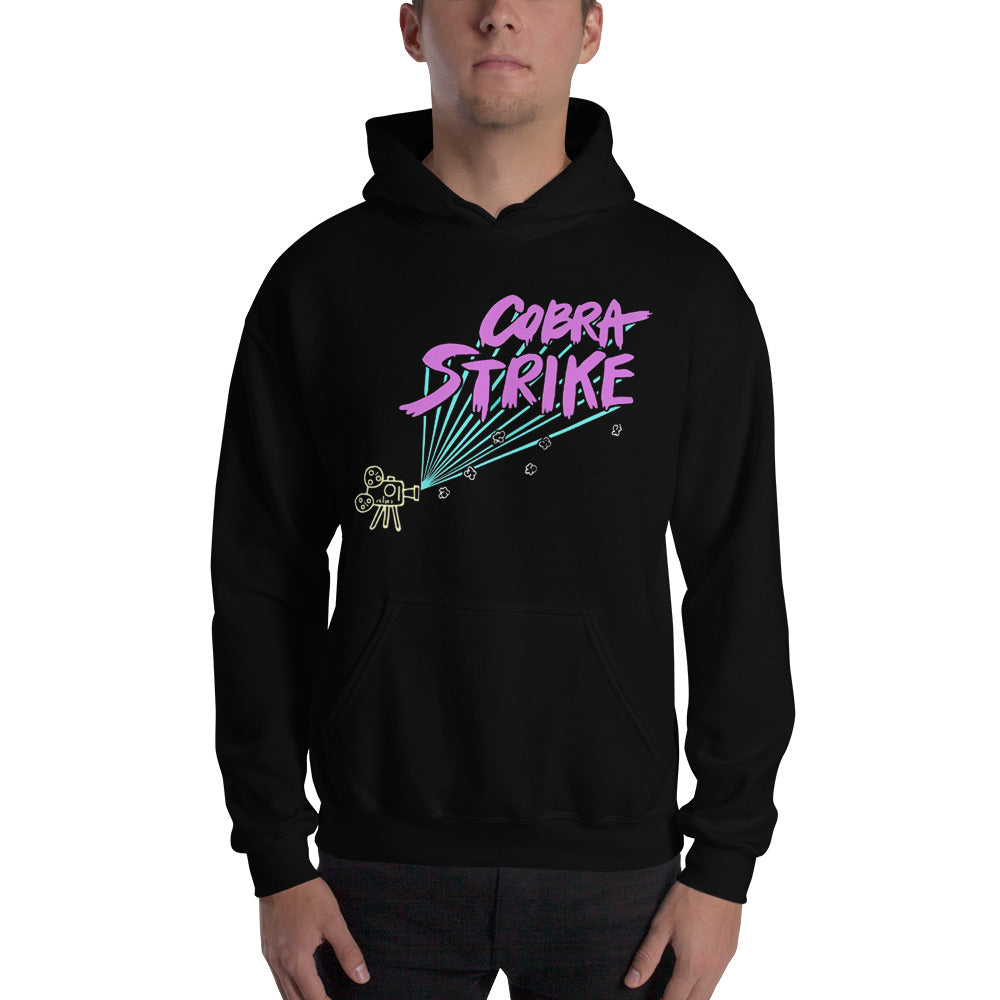 Cobra Strike Walking Dead Sweatshirt Hoodie