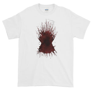 Red Cross Game of Thrones t shirt Will you Bleed for the Thrones Shirt