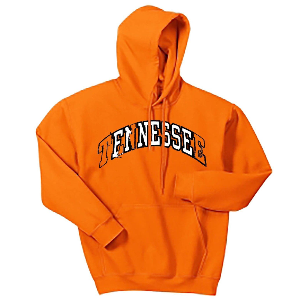 Drake Tennessee Finesse Men's Orange Hoodie