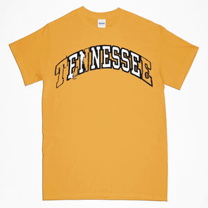 Drake Tennessee Finesse Men's Orange Shirt