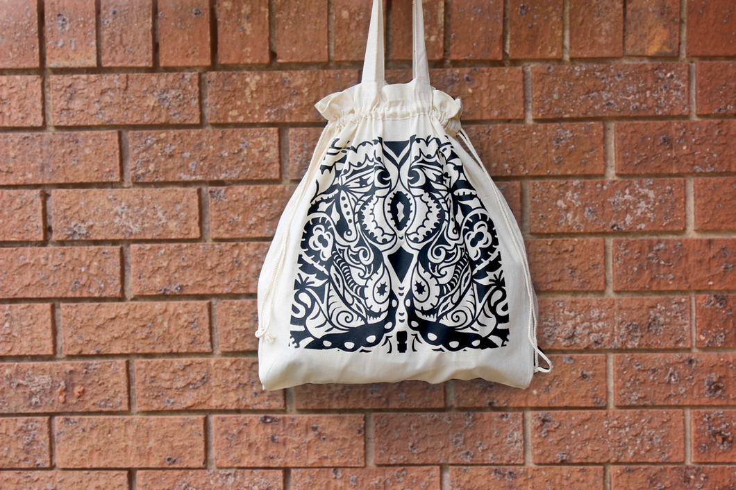 Drawstring Bag - Sea Dream