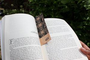 Bookmark - Flower Sea Shells